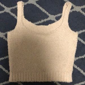 SKIMS Cozy knit tank